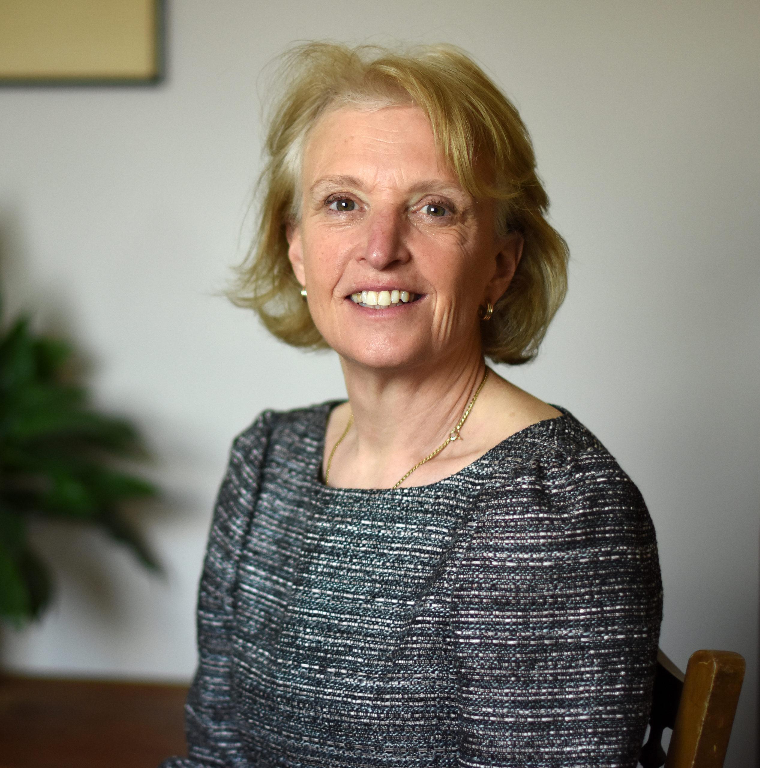 Portrait of Claire Hill
